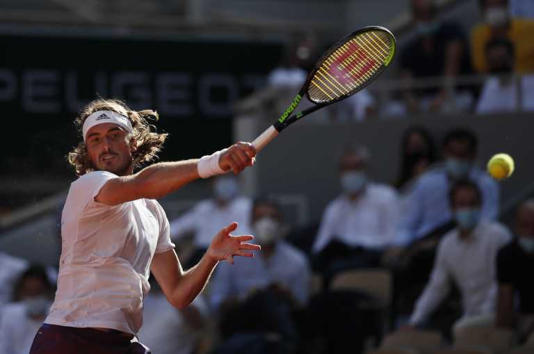 Τι ώρα παίζει ο Στέφανος Τσιτσιπάς στο μεγάλο τελικό του Roland Garros