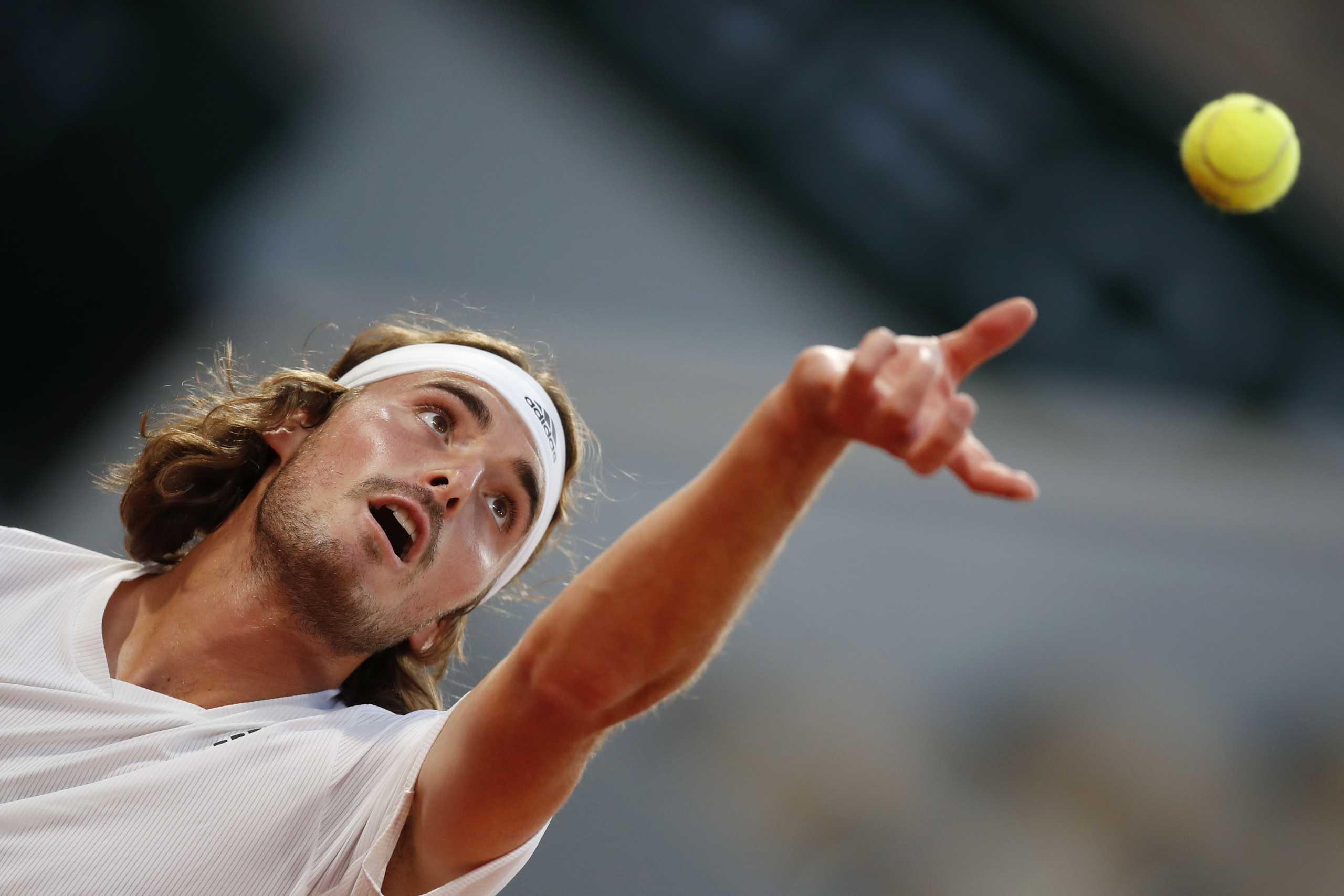 "Roland Garros: Ο Τσιτσιπάς παίζει τρίτος στο ""Suzanne Lenglen"""