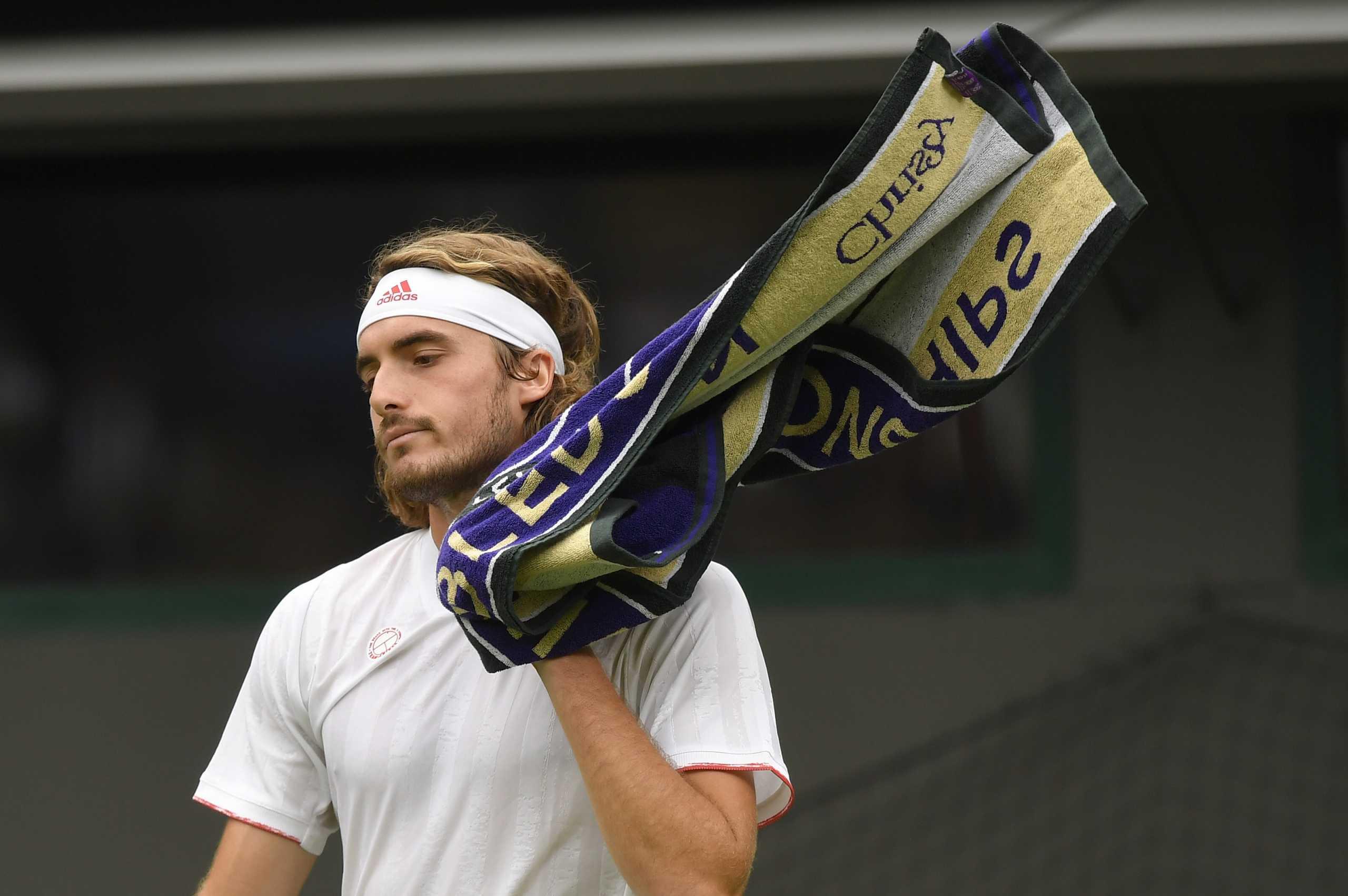 Στέφανος Τσιτσιπάς – Φράνσις Τιαφό 0-3: Αποκλεισμός «σοκ» στο Wimbledon
