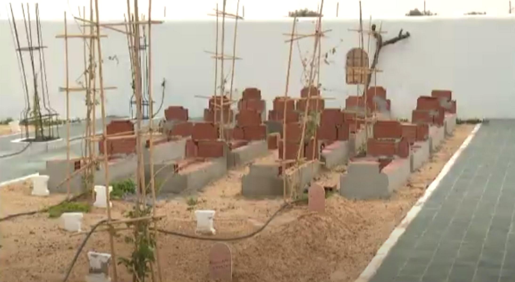 Τυνησία: Της θάλασσας οι κολασμένοι – Νεκροταφείο κήπος για τους μετανάστες (video)