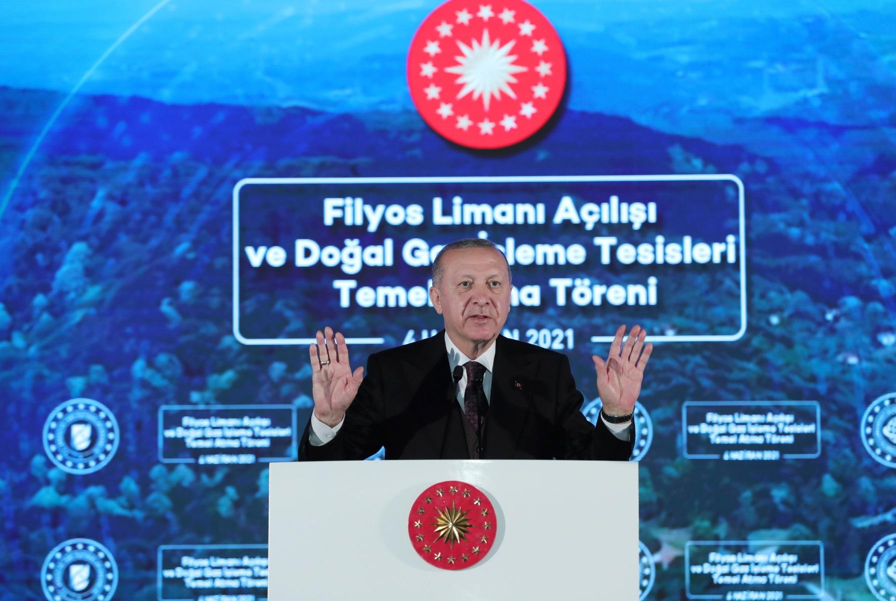 Ο Ερντογάν «απαντά» στις ΗΠΑ: Δεν θα υποχωρήσω στον Μπάιντεν