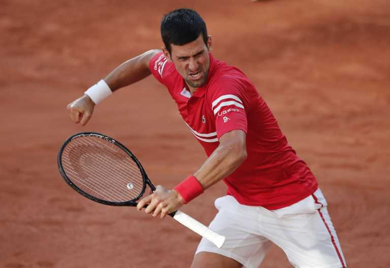 Νόβακ Τσόκοβιτς - Στέφανος Τσιτσιπάς: Ο πόντος που έδωσε στον Σέρβο το Roland Garros