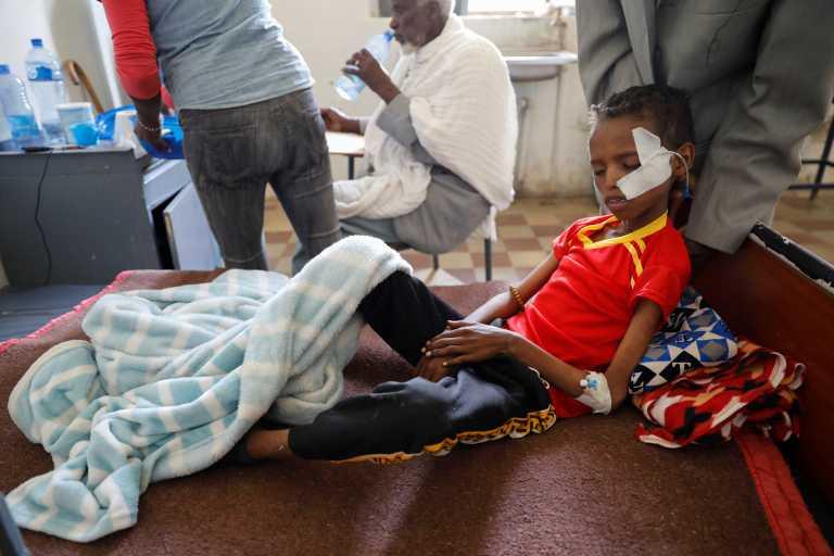 «Καμπανάκι» ΟΗΕ για την Τιγκράι: Χιλιάδες παιδιά κινδυνεύουν να πεθάνουν λόγω του λιμού