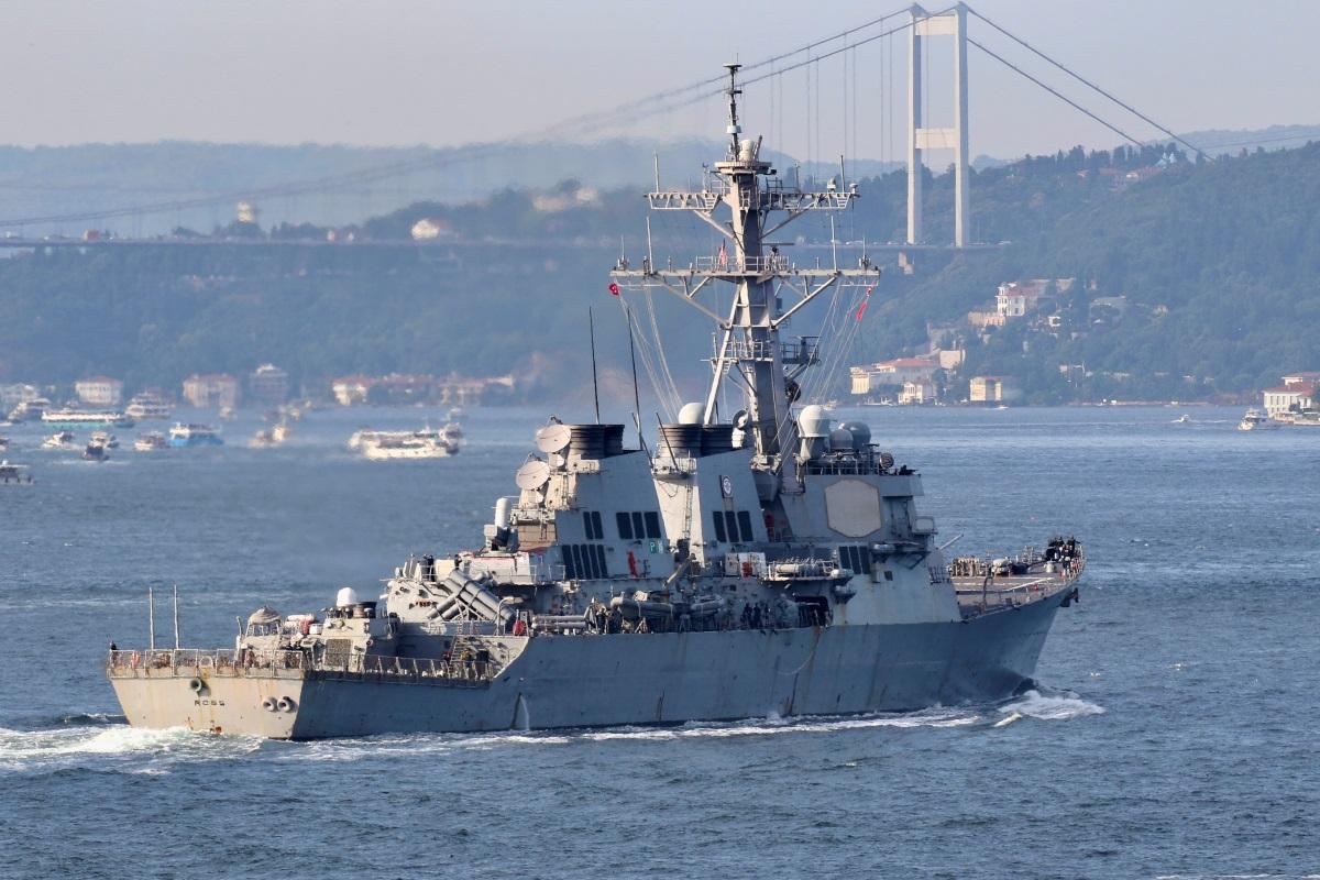 ΗΠΑ και Ουκρανία κάνουν ναυτικά γυμνάσια στη Μαύρη Θάλασσα και «παίζουν» με τα νεύρα της Ρωσίας