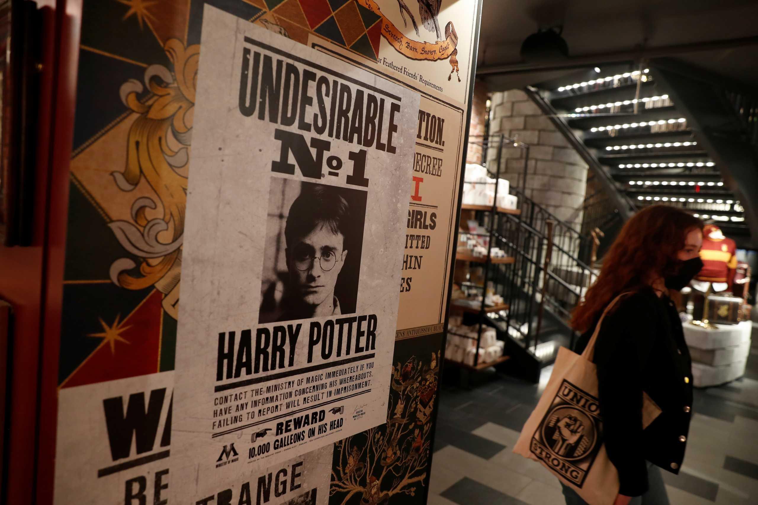 Άνοιξε το μεγαλύτερο κατάστημα Χάρι Πότερ στη Νέα Υόρκη (pics, vid)