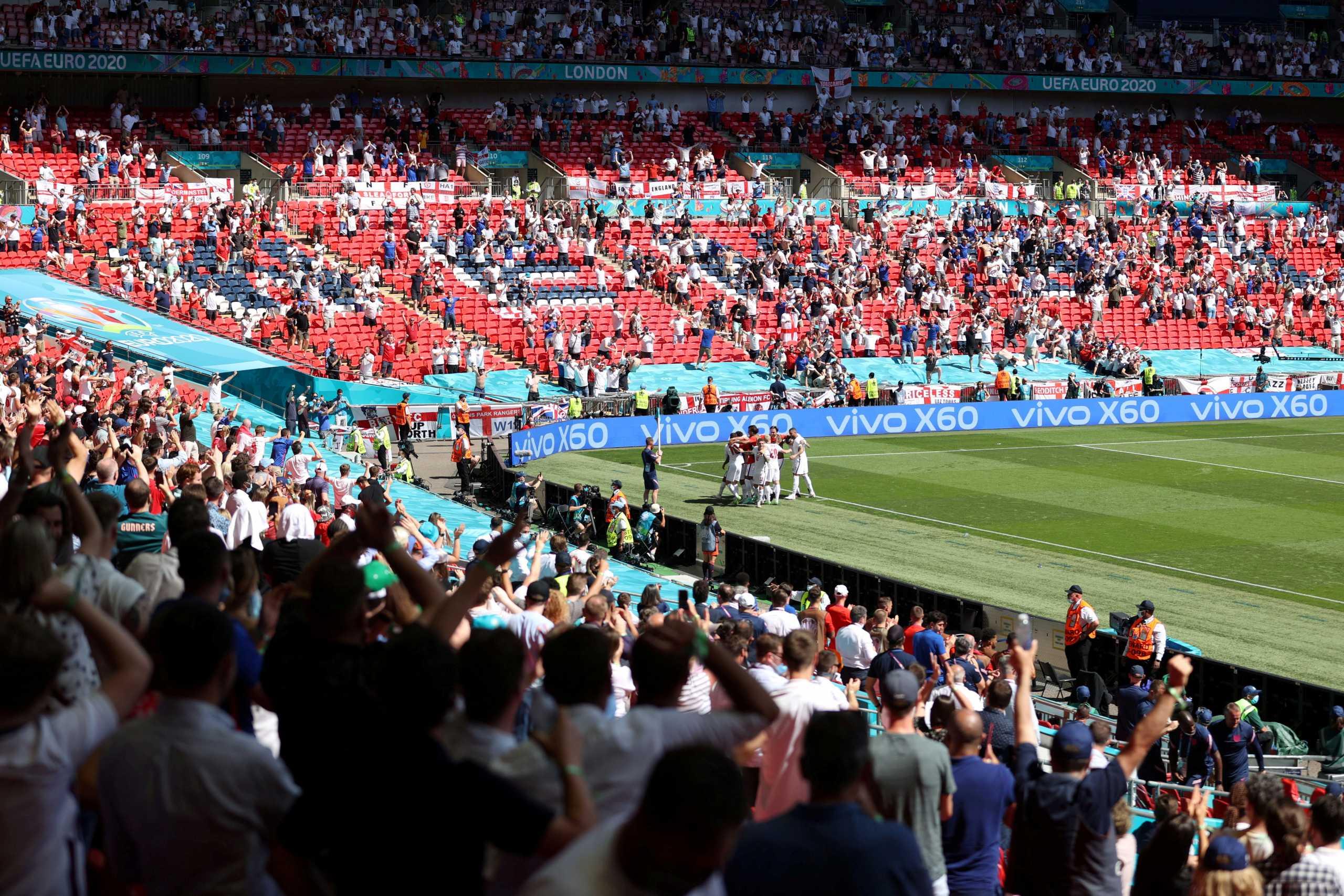 Euro 2020: Η UEFA απειλεί να πάρει τους ημιτελικούς και τον τελικό από το Γουέμπλεϊ