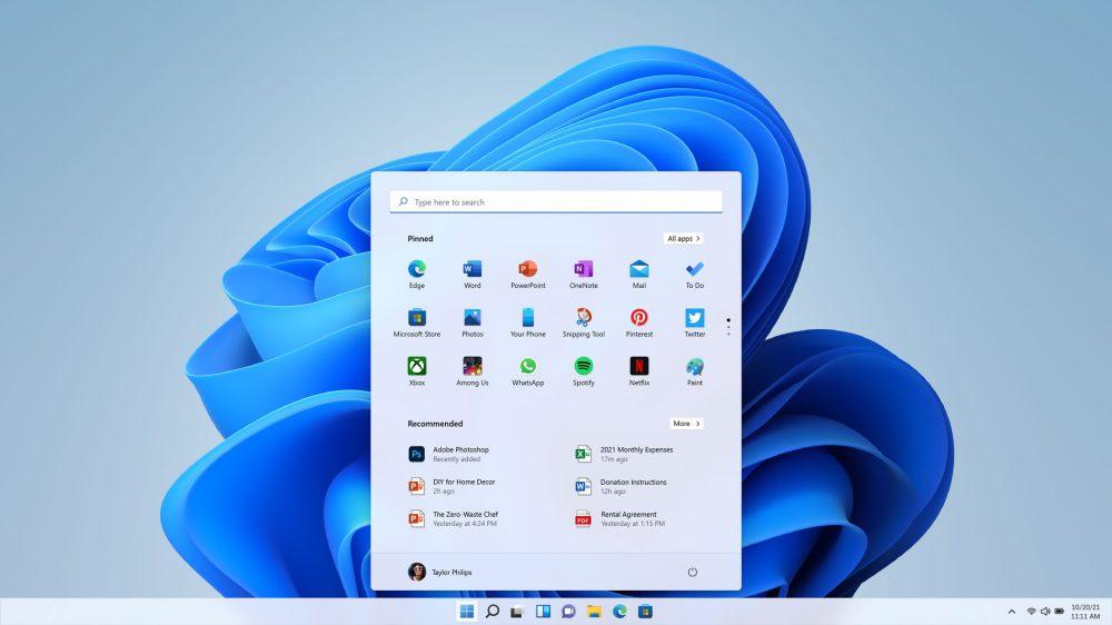 Microsoft: Αυτά είναι τα windows 11 – Όλες οι αλλαγές (video)