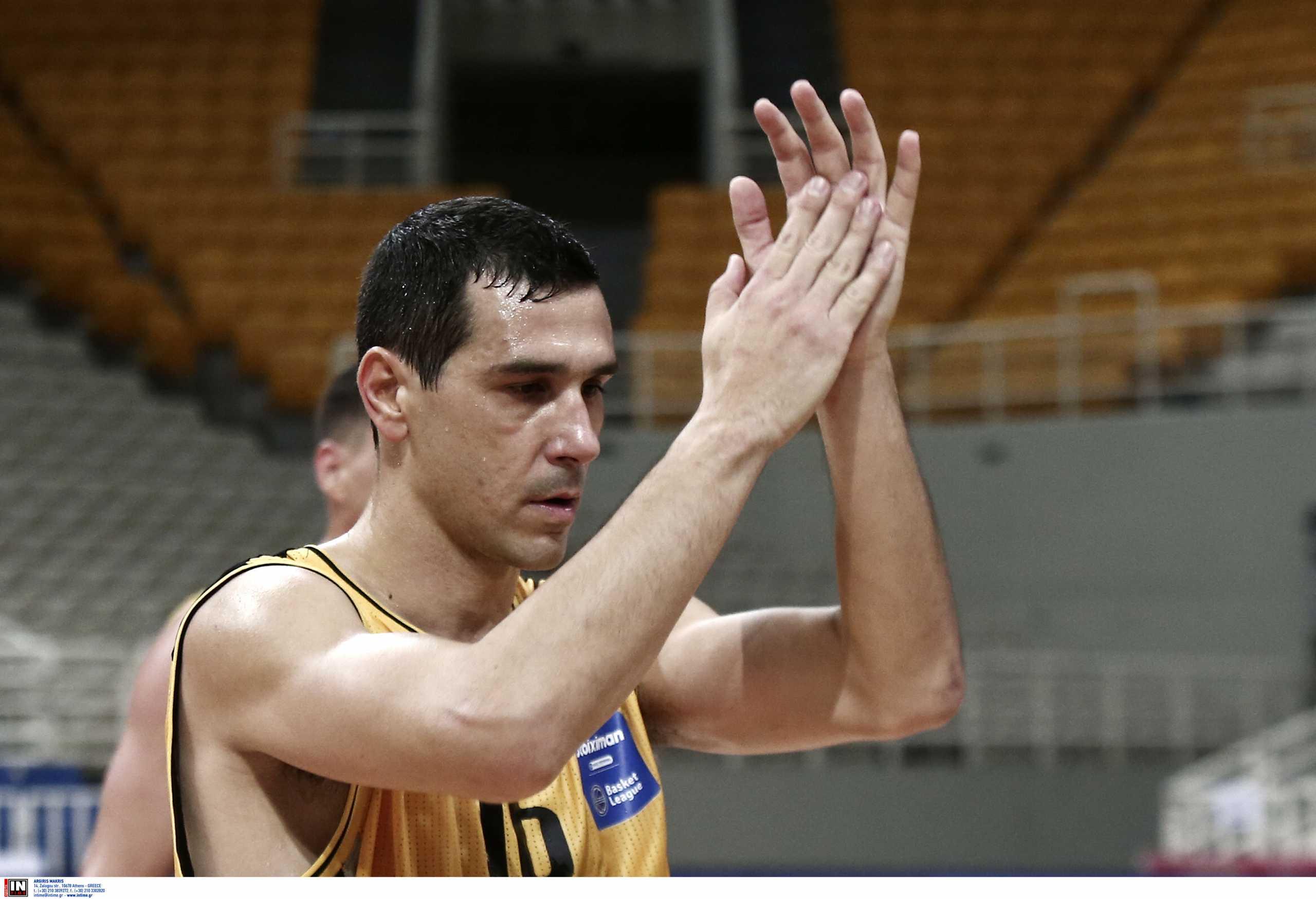 Νίκος Ζήσης: «Υπόκλιση» από Euroleague, Ολυμπιακό και Παναθηναϊκό