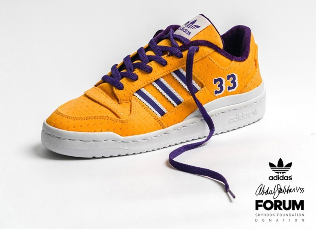 Δείτε τα sneakers των 1.000 δολαρίων του Καρίμ Αμπντούλ Τζαμπάρ
