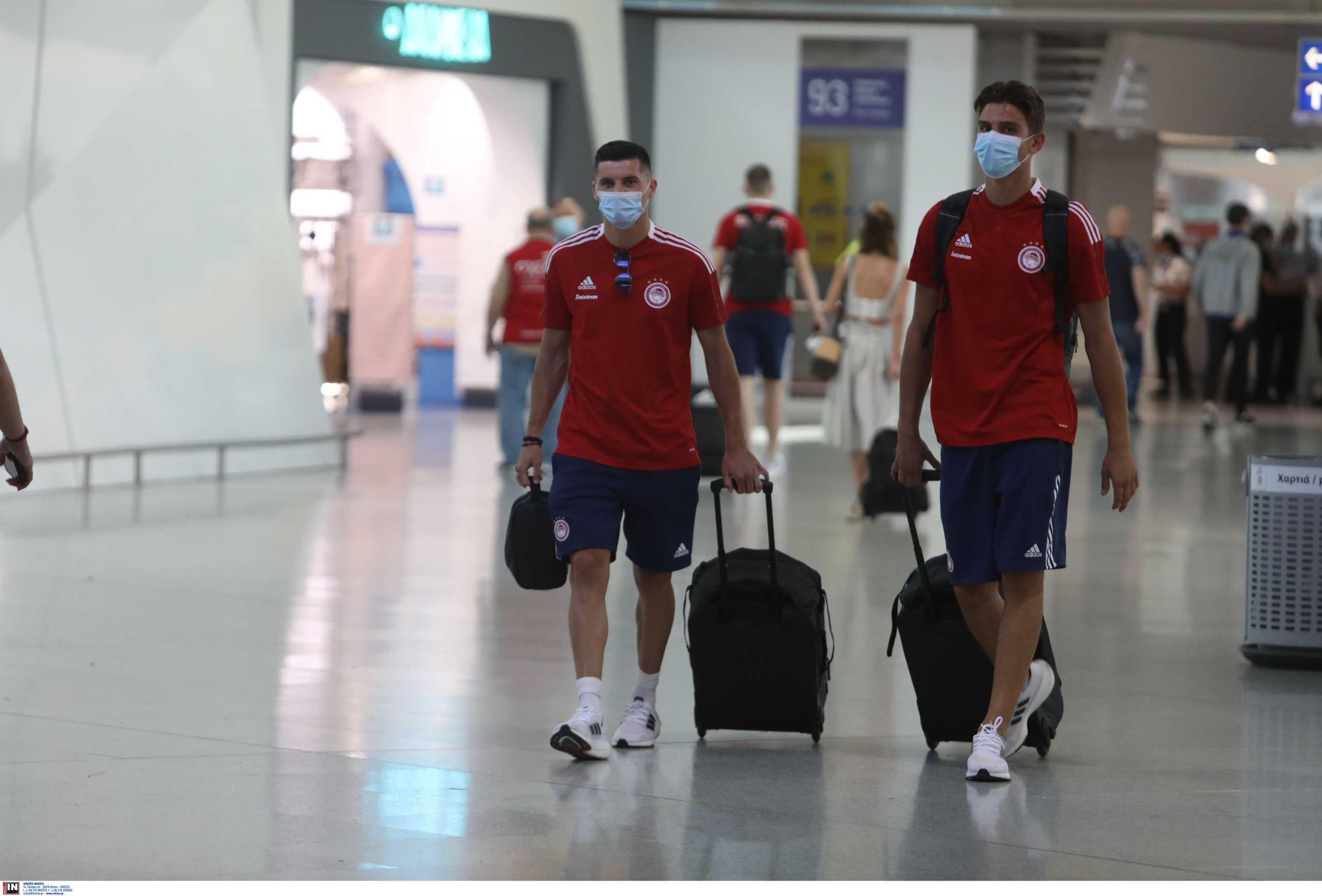 Στην Αυστρία ο Ολυμπιακός για να ξεκινήσει την προετοιμασία του