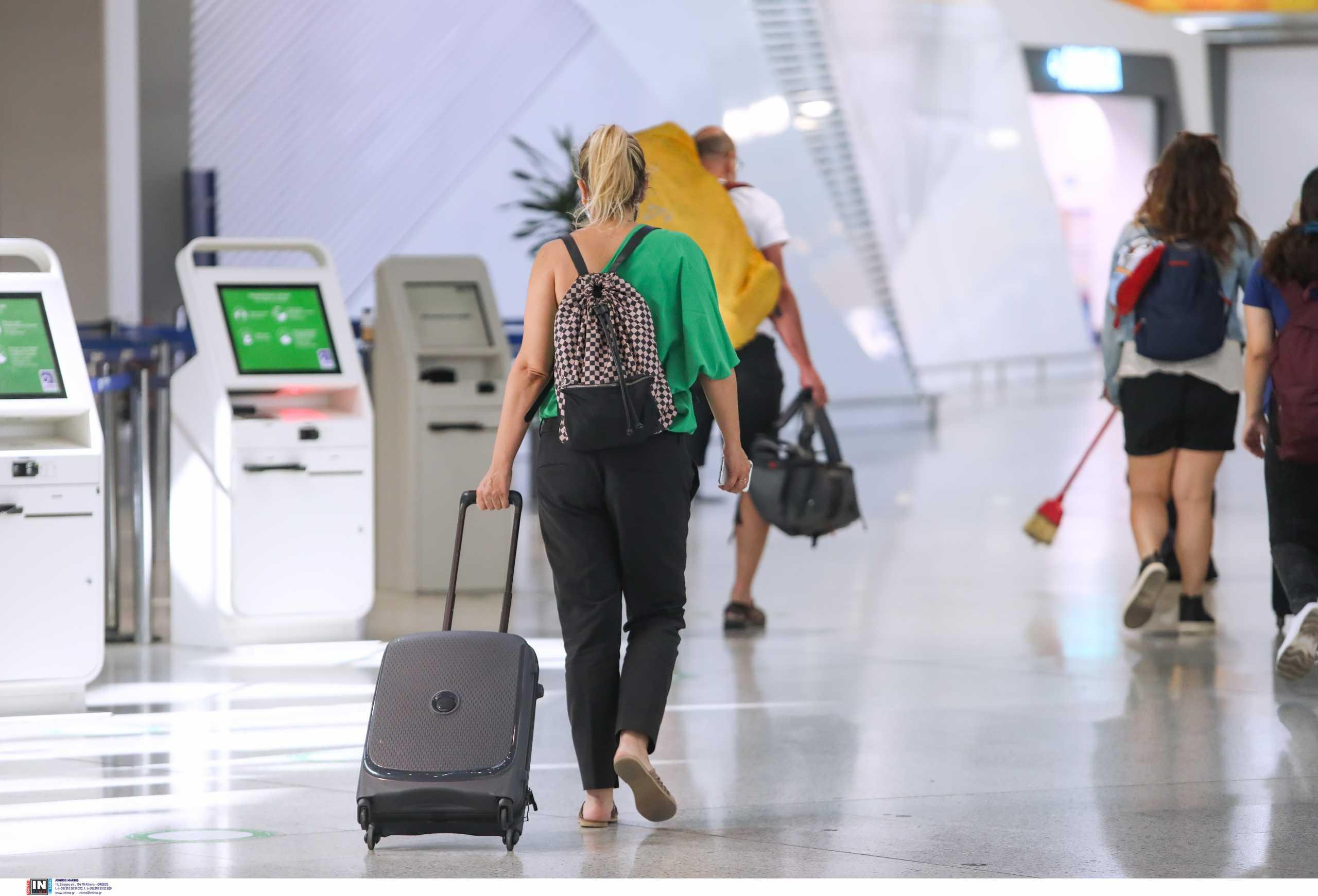 Υπηρεσία Πολιτικής Αεροπορίας: Αλλάζει το χρονικό όριο διάρκειας της βεβαίωσης νόσησης κορονοϊού