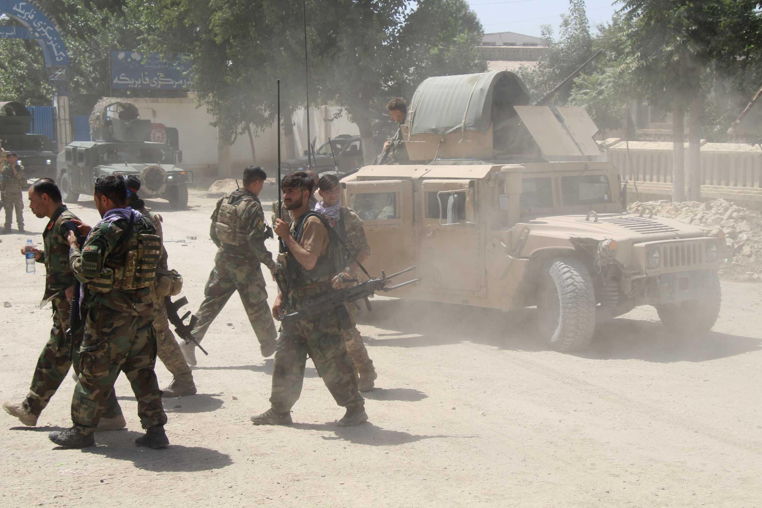 Βρετανία: Το Λονδίνο θα συνεργαστεί με τους Ταλιμπάν αν  πάρουν την εξουσία στο Αφγανιστάν