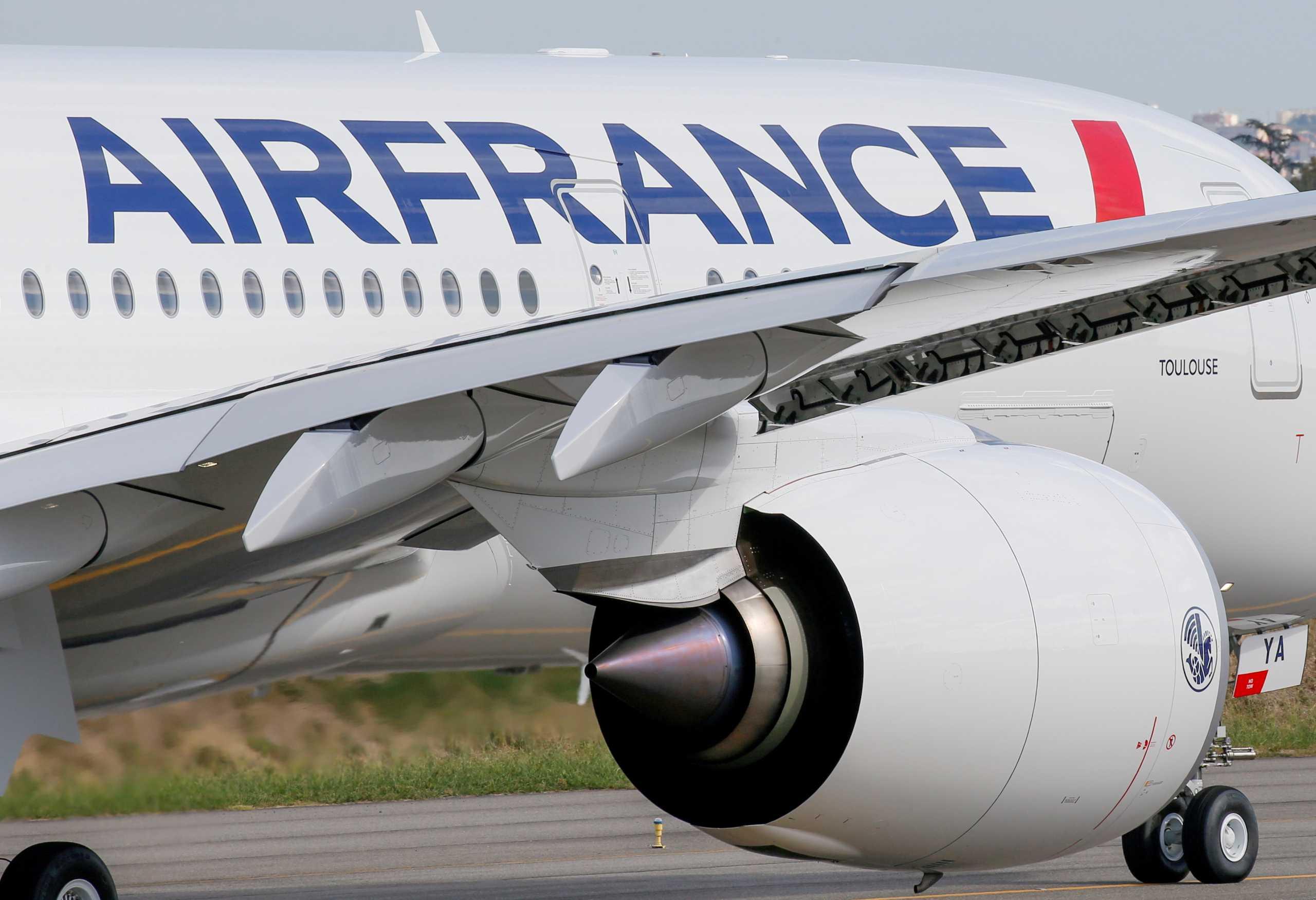 Air France: Πρόταση για ενσωμάτωση των υγειονομικών δεδομένων στο εισιτήριο