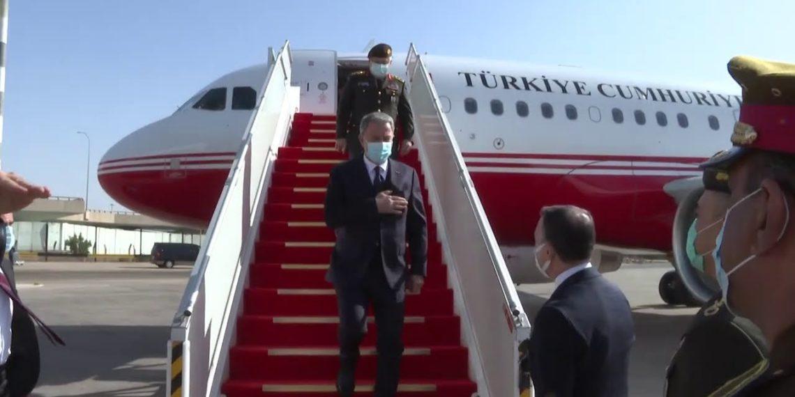 Ακάρ: Η Τουρκία δεν είναι ξένη δύναμη στην Λιβύη – «Χολή» για τον Χάφταρ