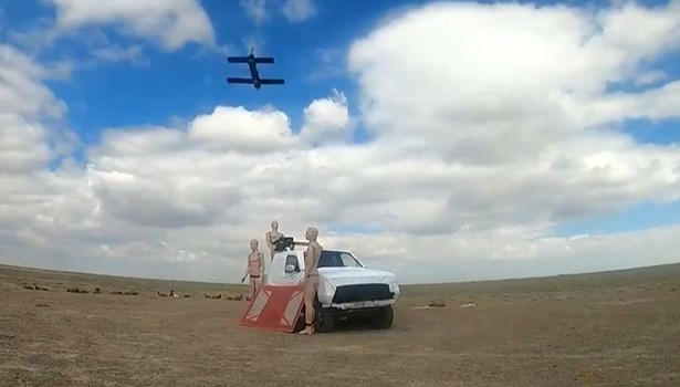 ALPAGU: Προκαλεί ανησυχία το νέο drone «καμικάζι» της Τουρκίας [vid]