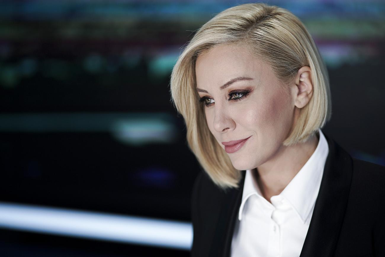 Αντριάνα Παρασκευοπούλου: «Ανατράπηκε το αυτοκίνητό μου και σύρθηκε για εξήντα μέτρα»