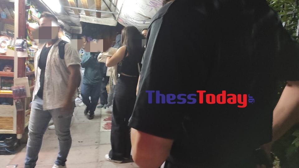 Πρύτανης ΑΠΘ για κορονοπάρτι: Μπήκε μέσα φορτηγό με ποτά – Είναι ενήμερη η αστυνομία (vids)