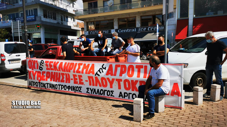Αργολίδα – Απεργία: «Δεν θα μας γυρίσουν στον 19ο αιώνα» – Στους δρόμους για το εργασιακό νομοσχέδιο