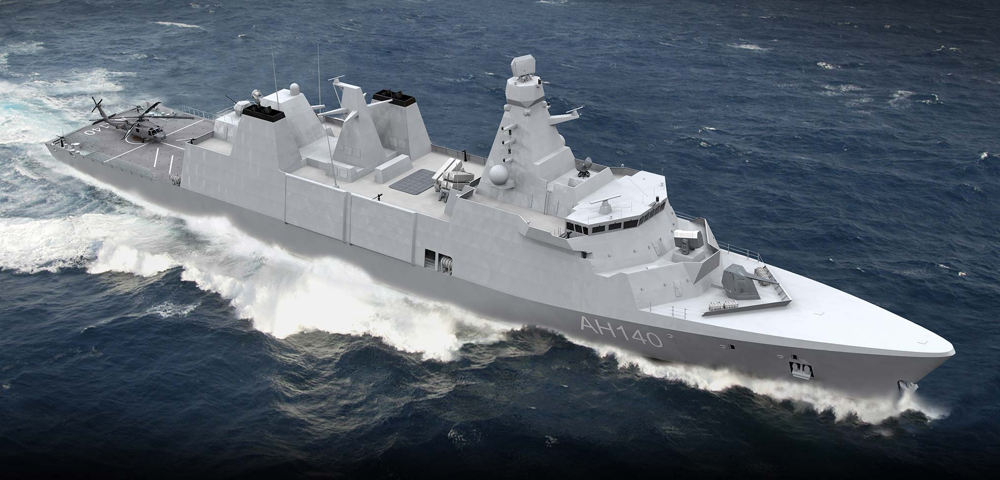 Φρεγάτες Πολεμικού Ναυτικού: Η βρετανική Arrowhead, οι MEKO και τα ναυπηγεία