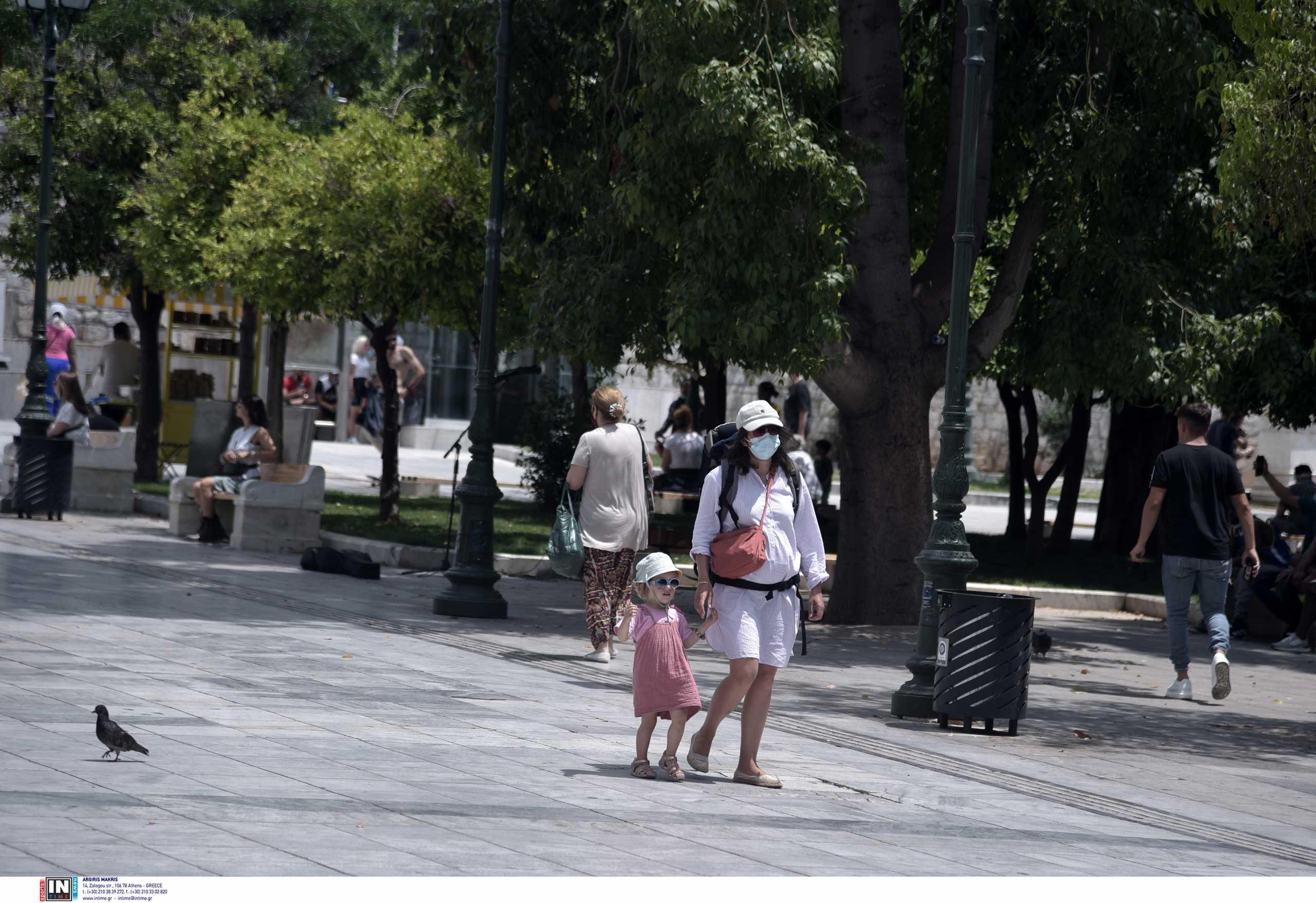 Κορονοϊός: 201 κρούσματα στην Αττική, 22 στη Θεσσαλονίκη – Ο χάρτης της διασποράς