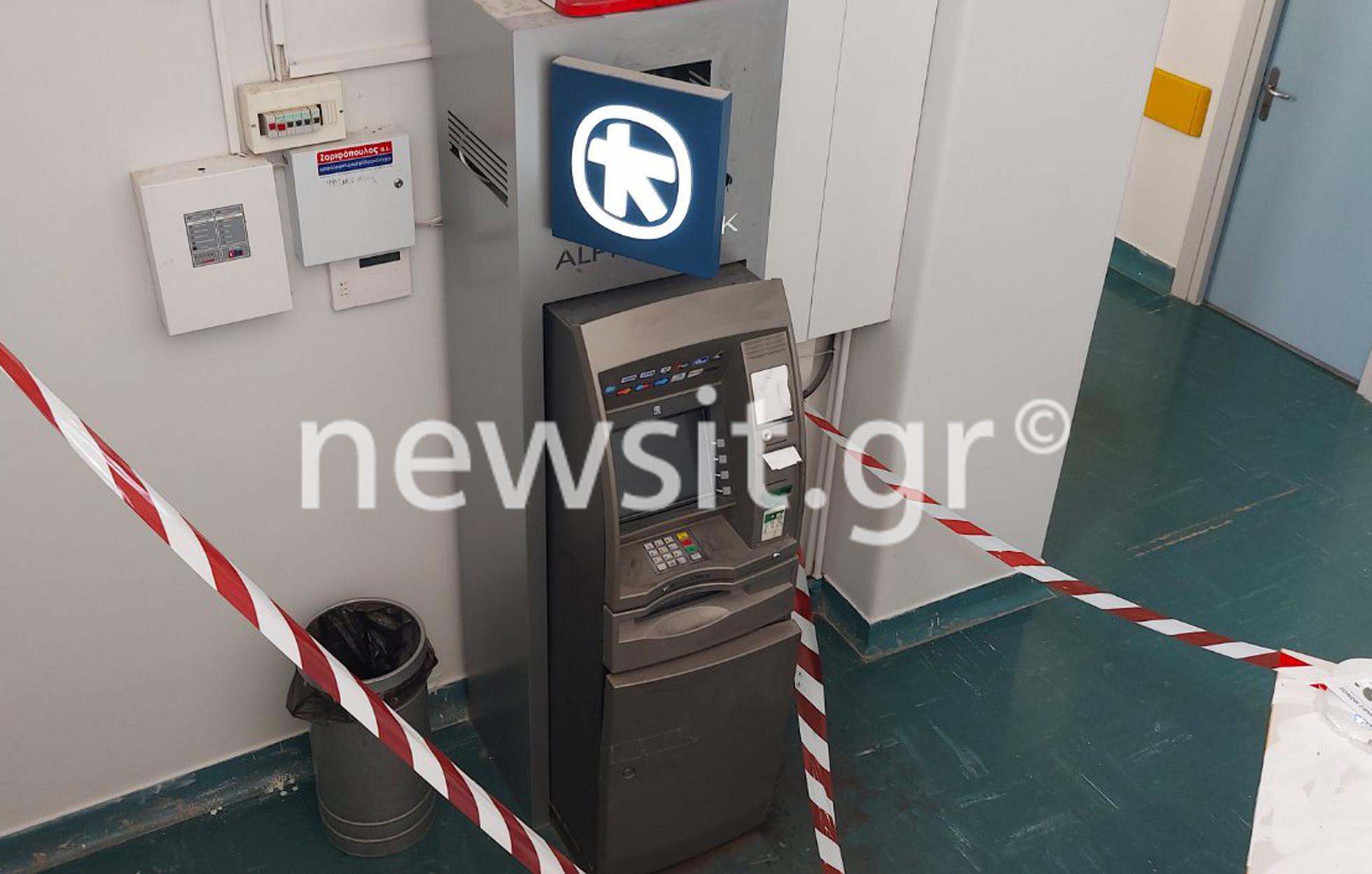 Νοσοκομείο Παίδων: Παρίστανε τον… συντηρητή ATM και προσπάθησε να το «ξαφρίσει» (pics)