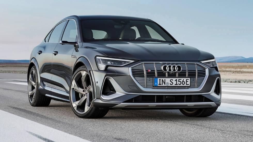 Έρχονται τα ανανεωμένα Audi e-tron και e-tron Sportback με αυτονομία 600 km! [pics]