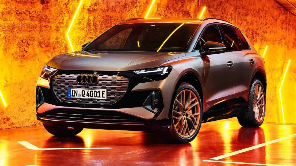 Ήρθε και στην Ελλάδα το πιο προσιτό ηλεκτρικό SUV της Audi