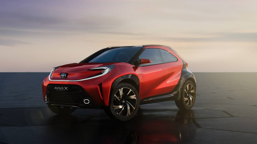 Toyota: Στην Ευρώπη η κατασκευή του νέου της μίνι