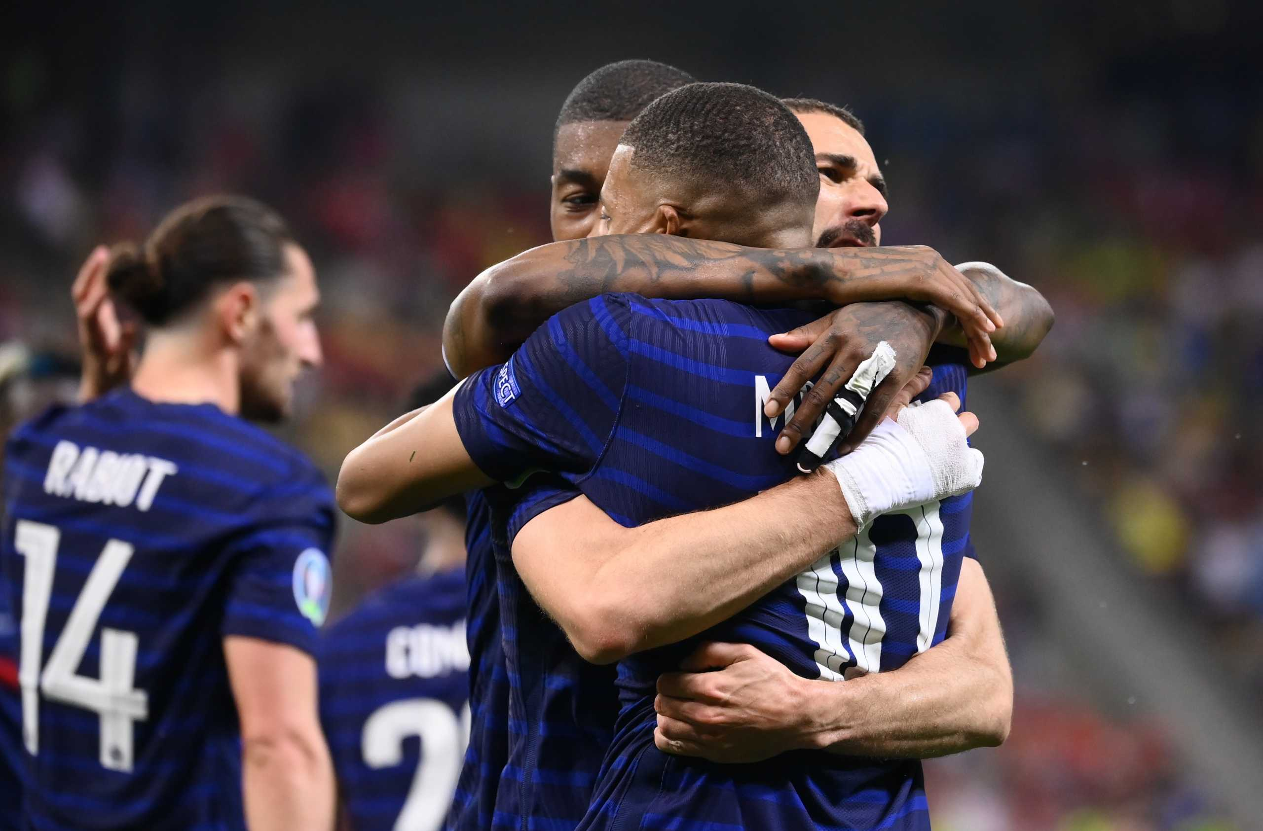 Euro 2020, Γαλλία – Ελβετία: Έγκλημα και τιμωρία Μπενζεμά