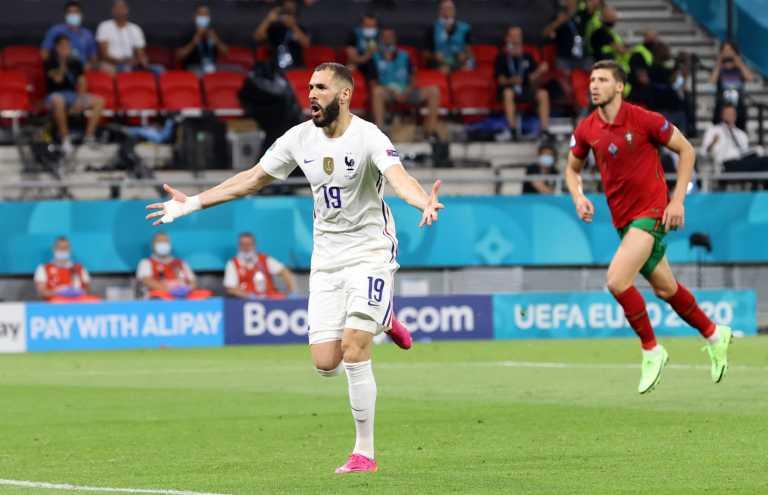 Πορτογαλία - Γαλλία 1-1 και Γερμανία - Ουγγαρία 0-1 LIVE: Ισοφάρισαν με