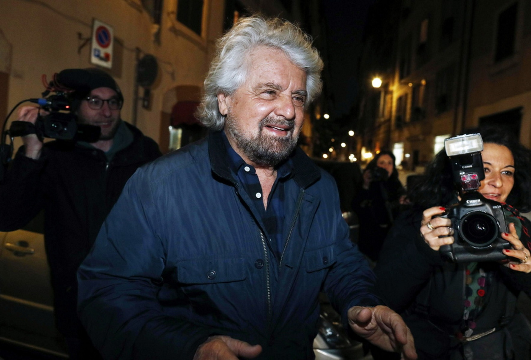 Ιταλία: Παραπέμπεται σε δίκη για βιασμό ο γιος του Μπέπε Γκρίλο