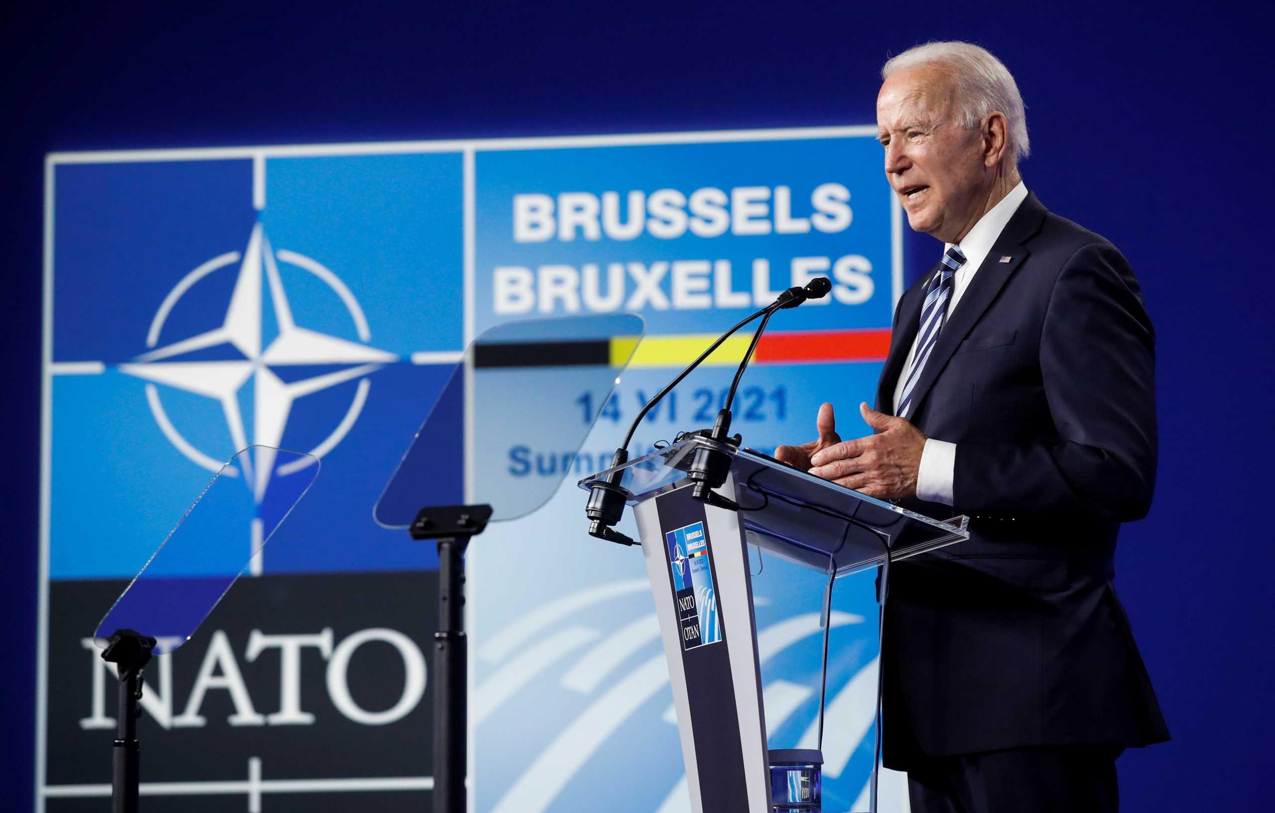 Έτοιμος για «reset» στις σχέσεις ΗΠΑ – ΕΕ ο Μπάιντεν: Χτίζεται μέτωπο έναντι της Κίνας