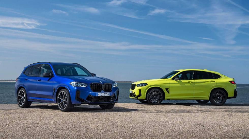 BMW: Νέες και αναβαθμισμένες Χ3 και X4 (pics)