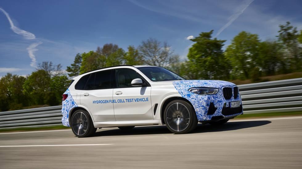 H BMW ξεκινά τις δοκιμές του i Hydrogen Next για να κυκλοφορήσει το 2022! (pics)