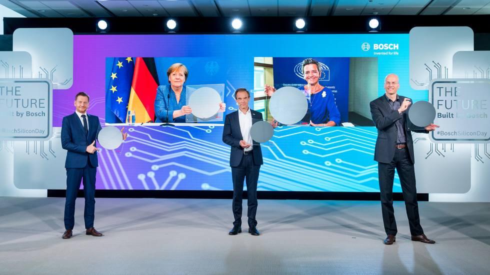Η Bosch εγκαινιάζει high tech εργοστάσιο για microchip στη Γερμανία
