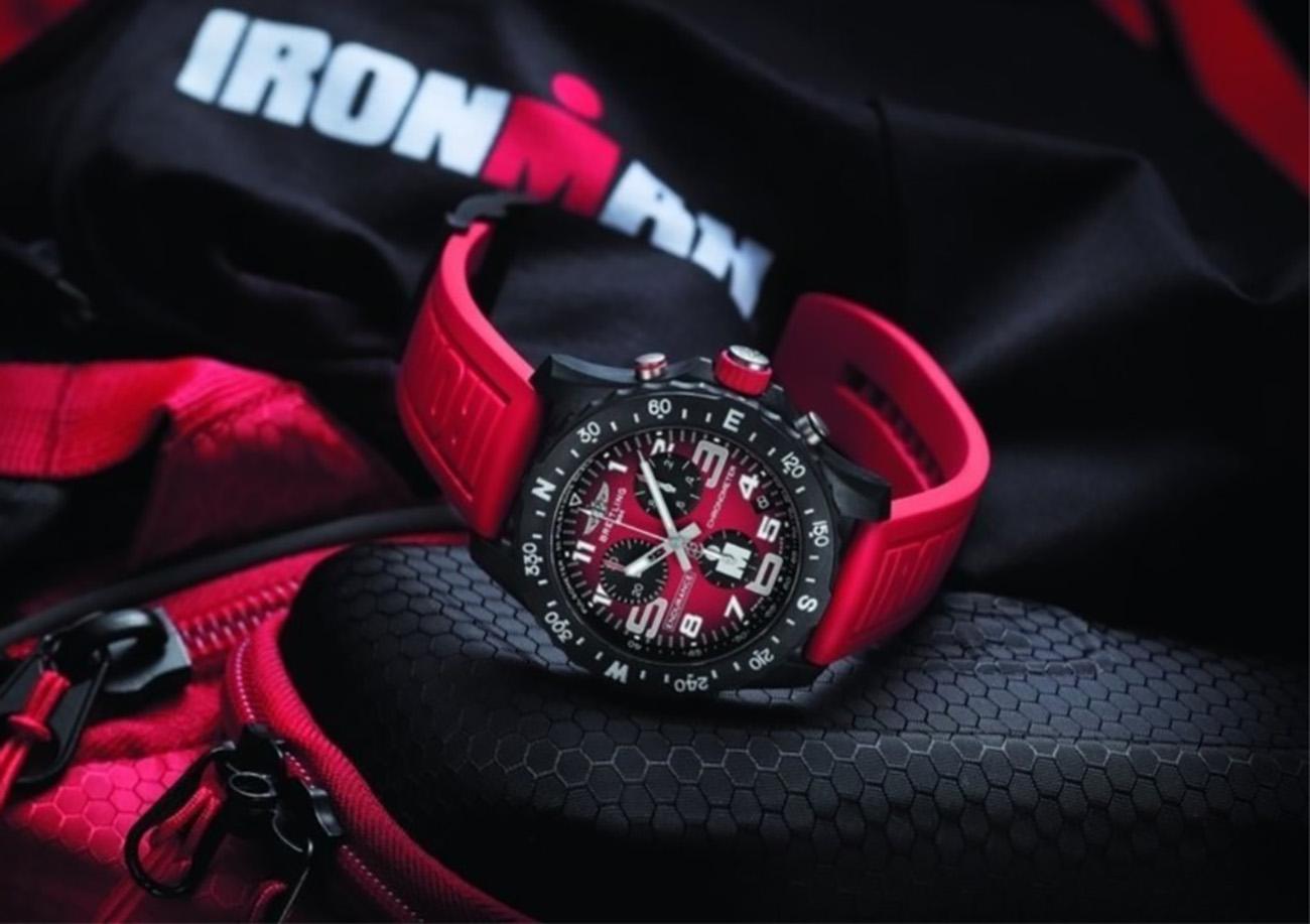 Δύο στιβαρά ρολόγια από την Breitling για τον αγώνα-φαινόμενο IRONMAN