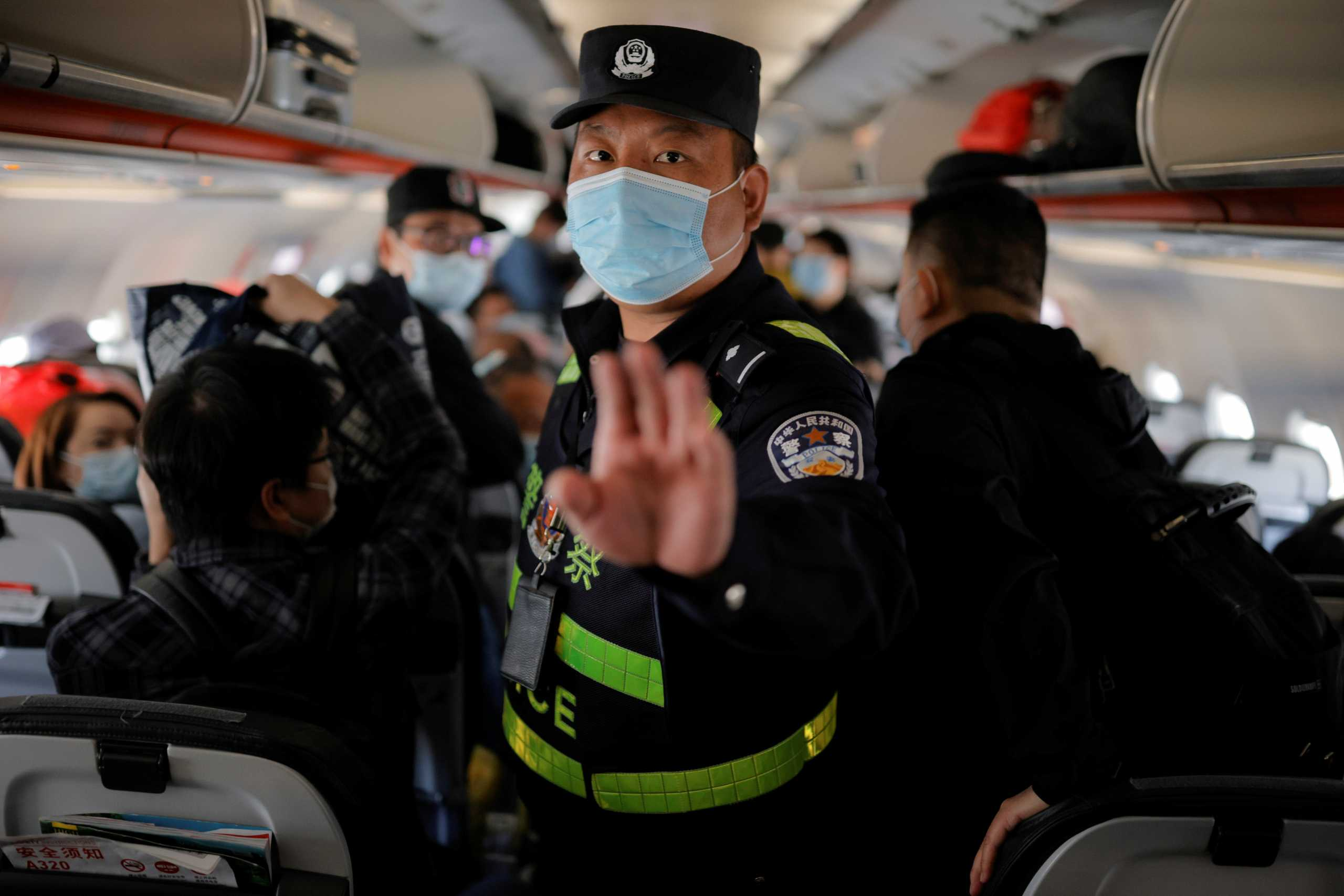 Κίνα: Διατηρούνται για έναν ακόμη χρόνο οι συνοριακοί περιορισμοί λόγω του κορονοϊού
