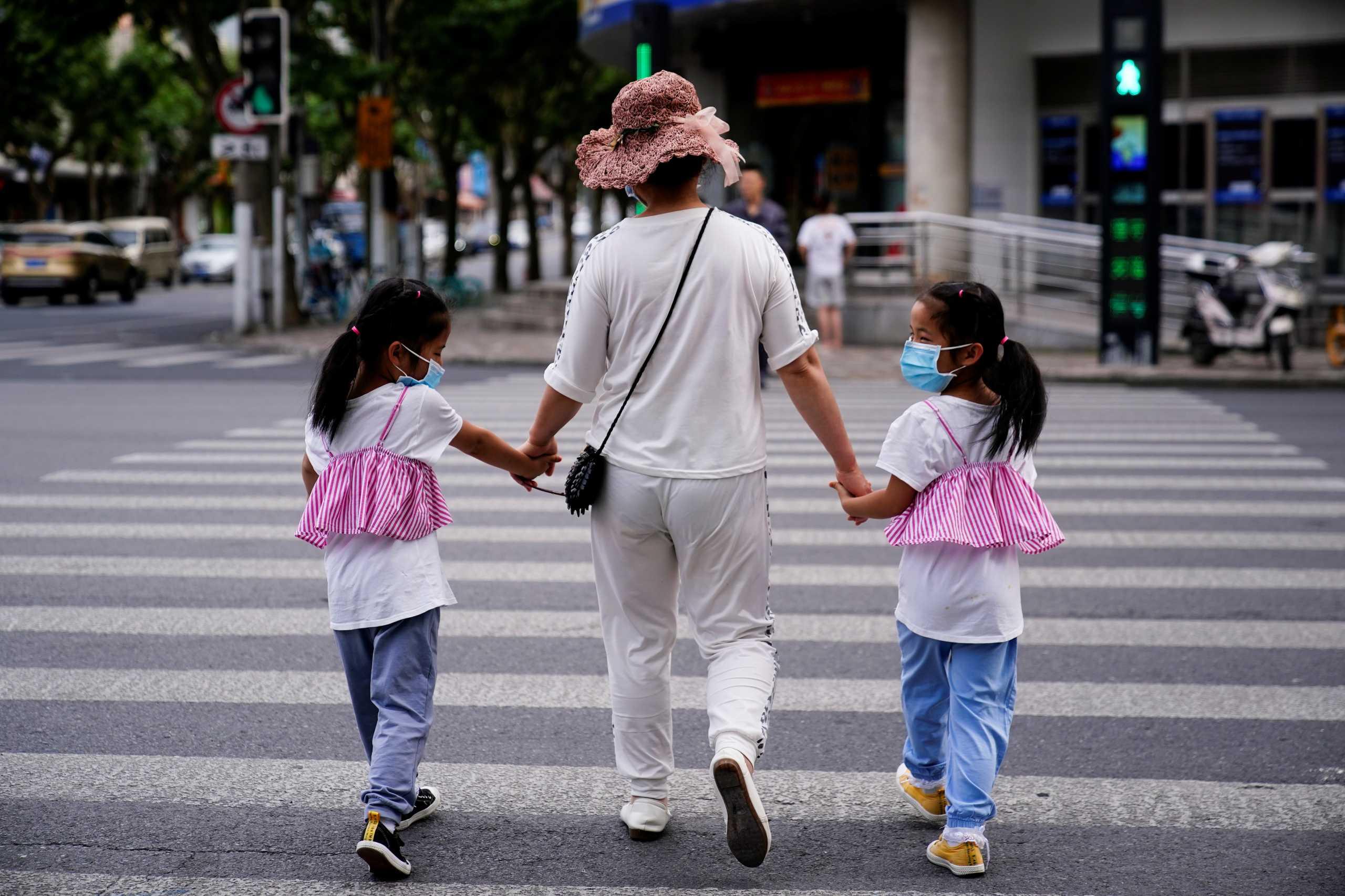 Η Κίνα θα εμβολιάσει κατά του κορονοϊού παιδιά από 3 ετών