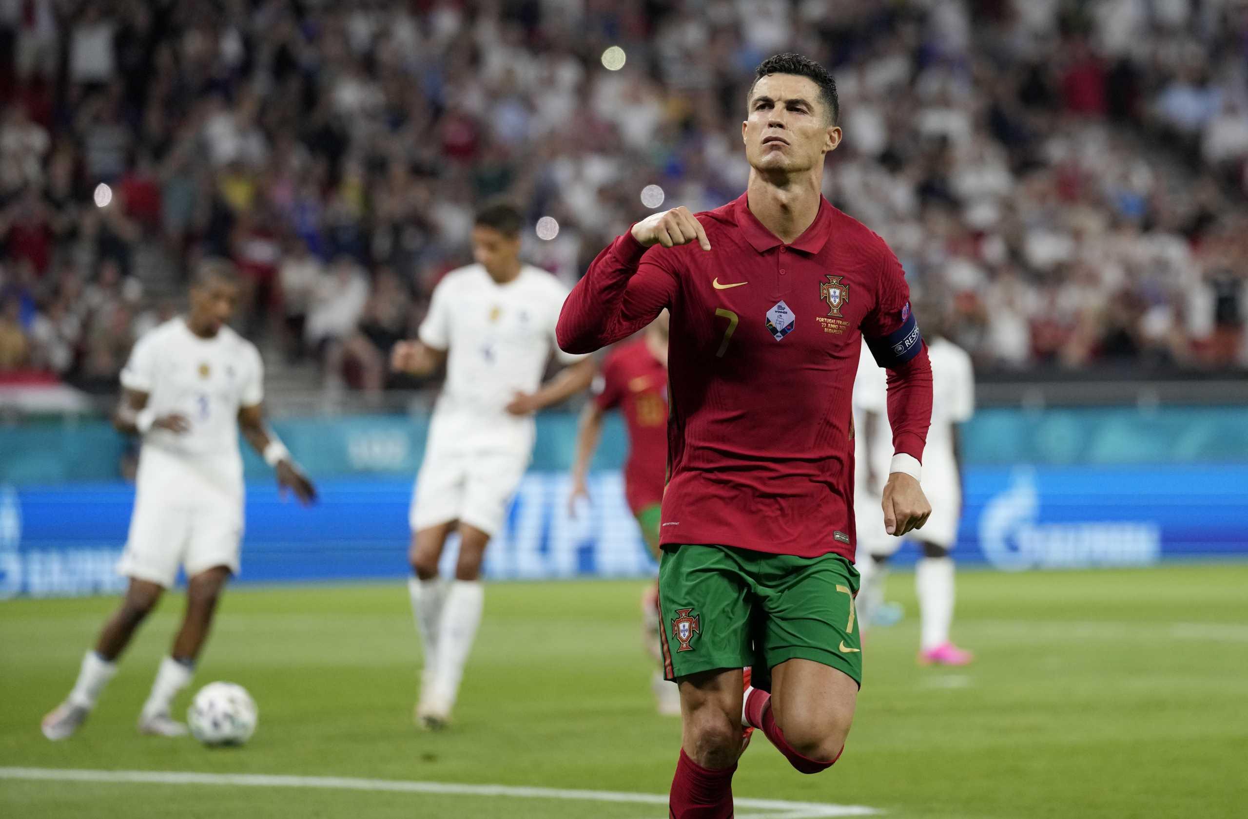 Euro 2020: Ρεκόρ τηλεθέασης στη Γαλλία το 2-2 με την Πορτογαλία