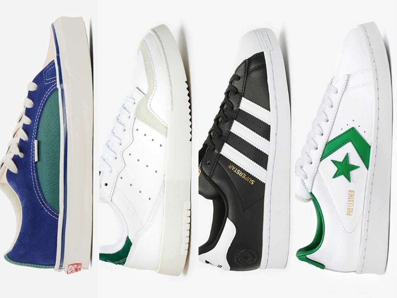 10 sneakers που κοστίζουν λιγότερο από 100 ευρώ