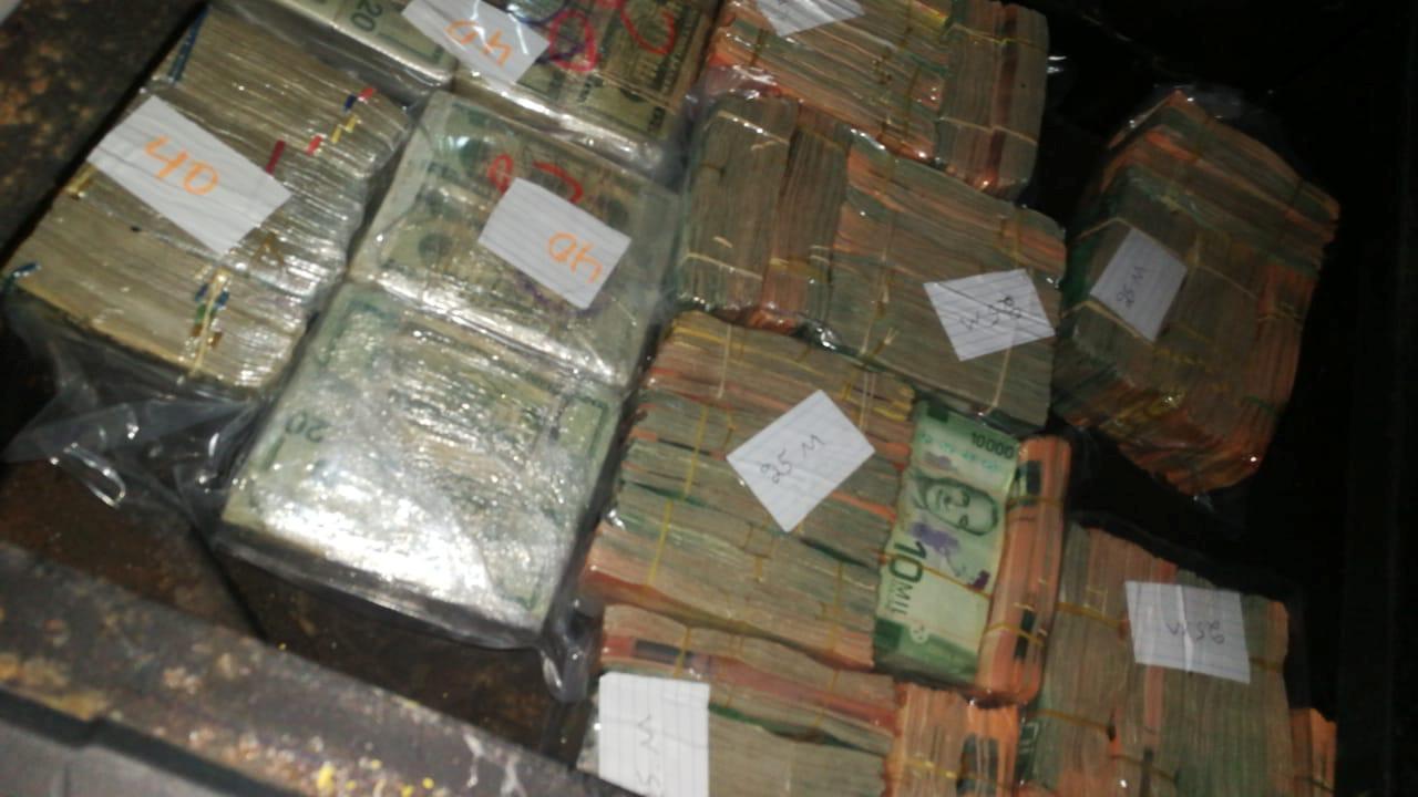 Ελ Σαλβαδόρ: Κατασχέθηκαν 744 κιλά κοκαΐνης -Πάνω από 18 εκατ. δολάρια η αξία της