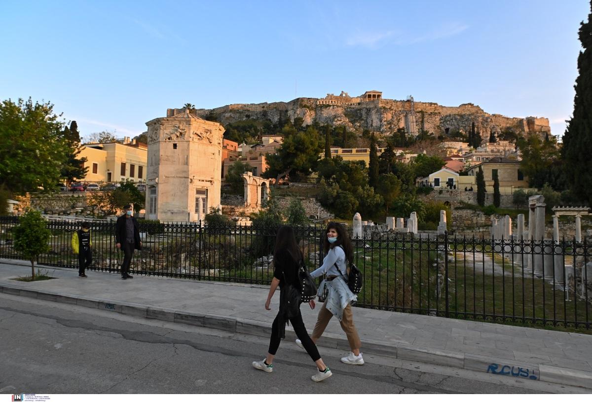 Κορονοϊός: 672 κρούσματα στην Αττική, 126 στη Θεσσαλονίκη – Ο χάρτης της διασποράς