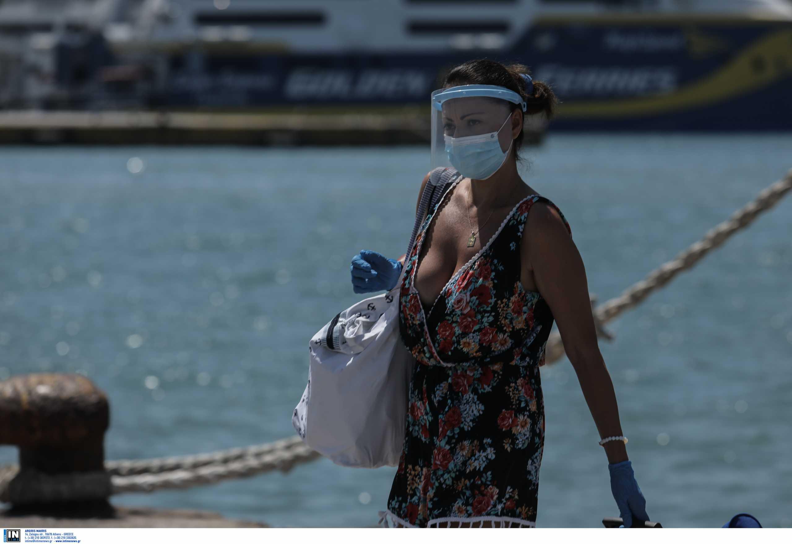 Κορονοϊός: 213 κρούσματα στην Αττική, ευχάριστη έκπληξη η Θεσσαλονίκη – Ο χάρτης της διασποράς