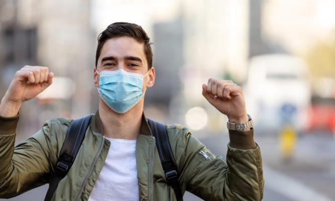 Γερμανία: Χωρίς μάσκα παραμένει ο κίνδυνος αναζωπύρωση του κορονοϊού