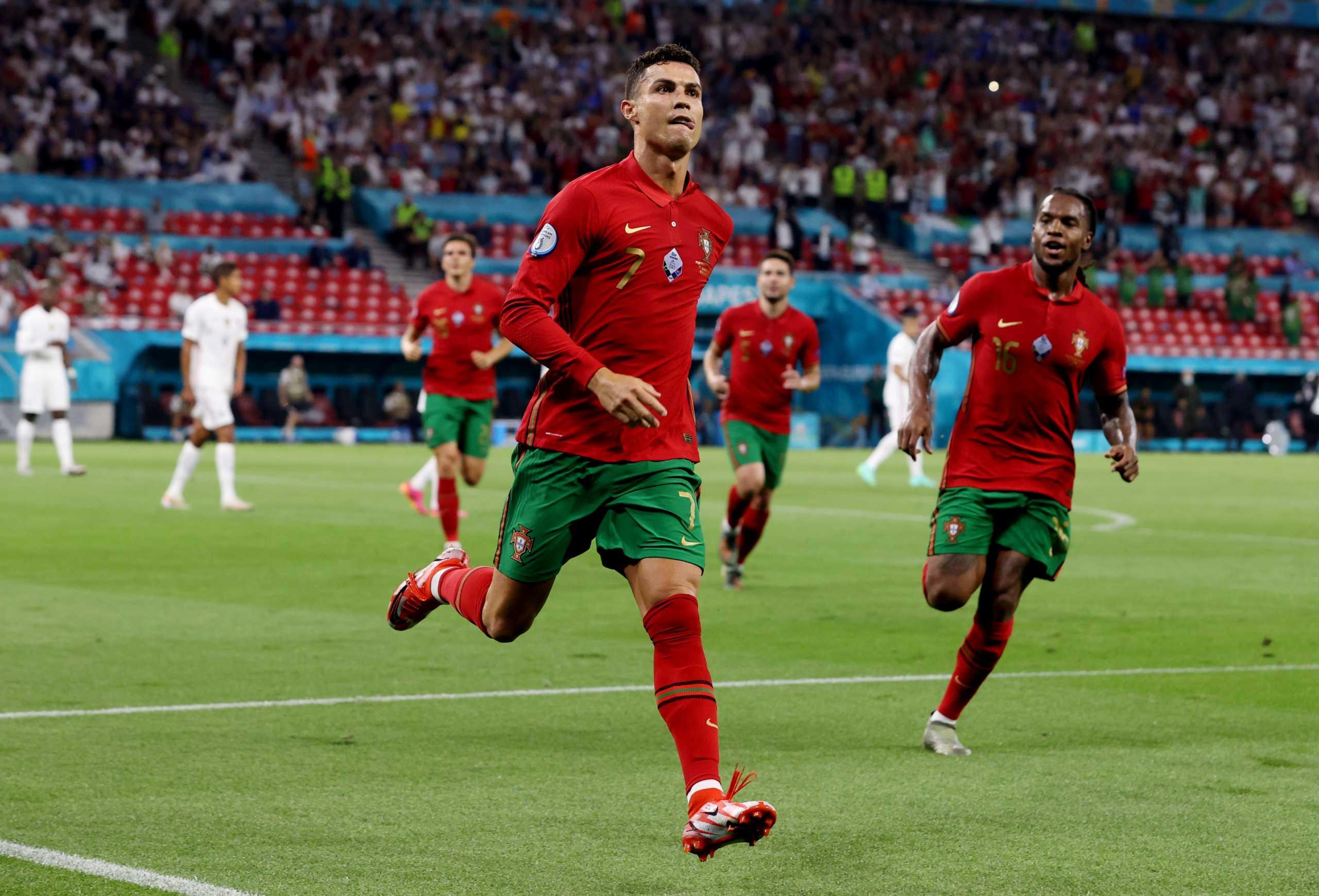 Euro 2020, Πορτογαλία – Γαλλία 2-2 και Γερμανία – Ουγγαρία 2-2 ΤΕΛΙΚΑ
