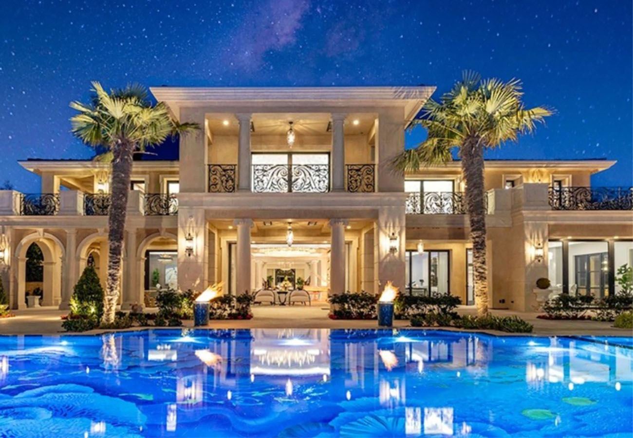 """O """"Βασιλιάς του Bling"""" πουλάει το σπίτι του για 70 εκατ. δολάρια"""