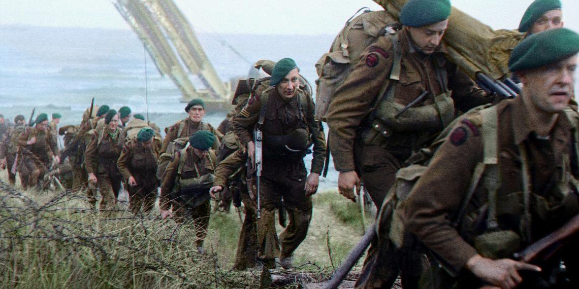 D-Day: Η αρχή του τέλους για τους Ναζί «ξεκίνησε» από τις γαλλικές ακτές [pics,vid]