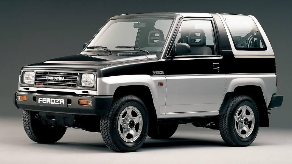 Το Daihatsu Feroza θα επιστρέψει στην αγορά λόγω… του Suzuki Jimny!