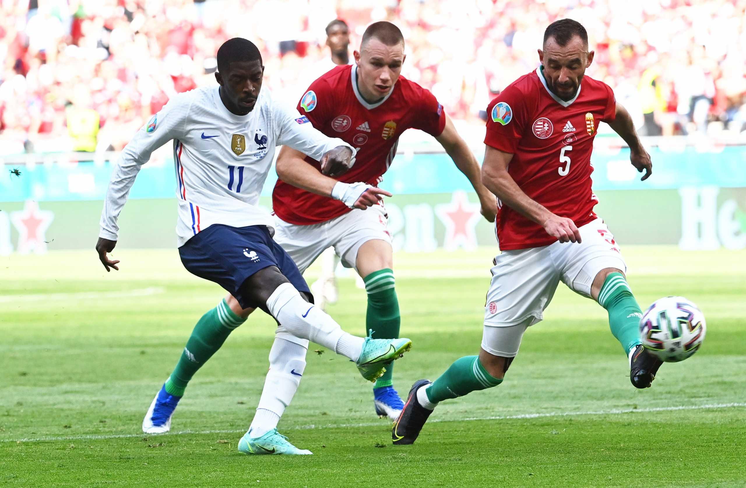 Euro 2020, Ουγγαρία – Γαλλία 1-1 ΤΕΛΙΚΟ