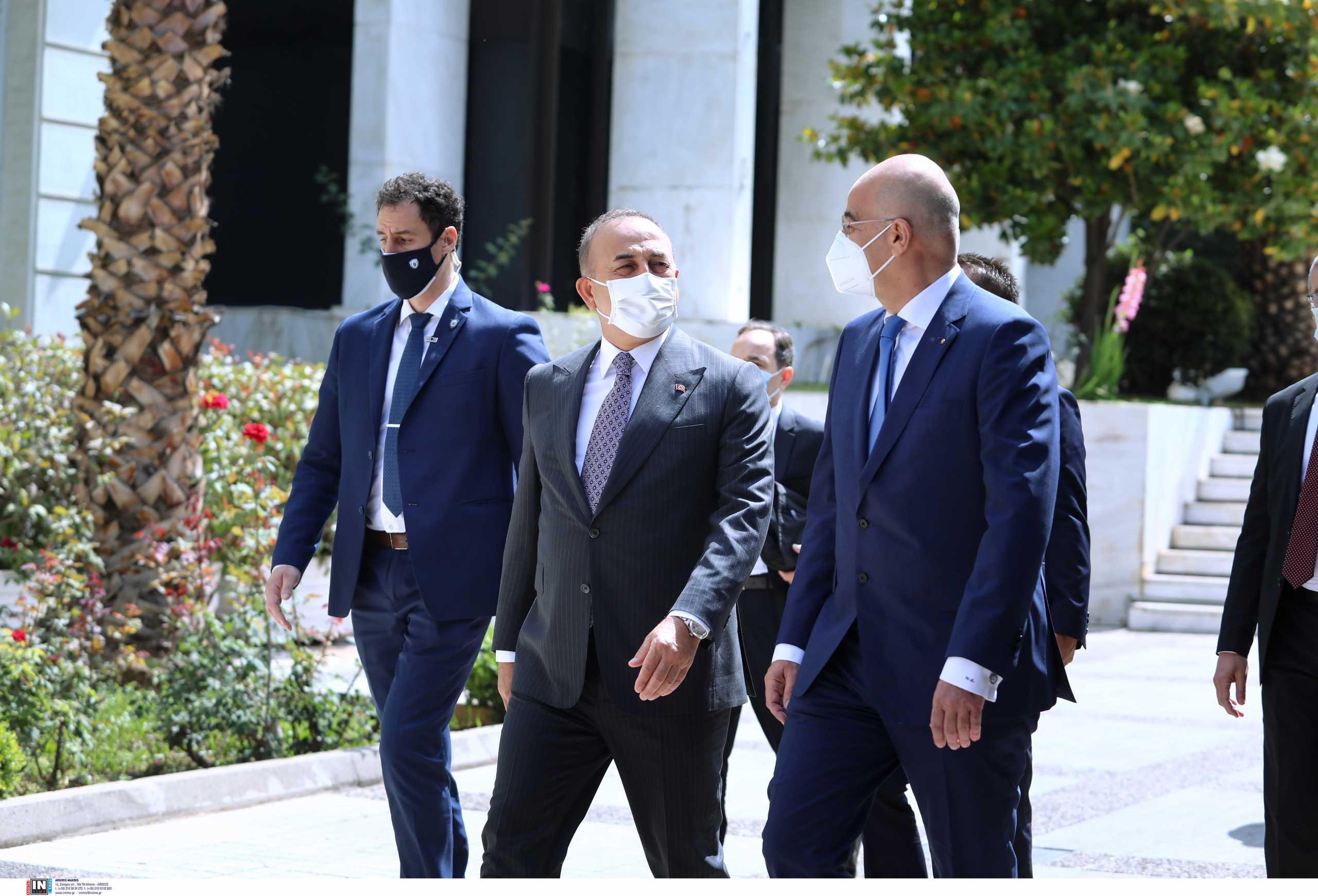 Δένδιας: Η Τουρκία πλέον ξέρει καλά ότι έχουμε διαμετρικά αντίθετες απόψεις
